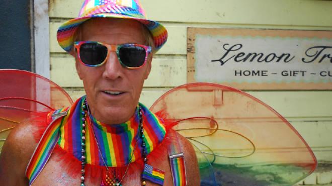 LA Pride Festival 2013
