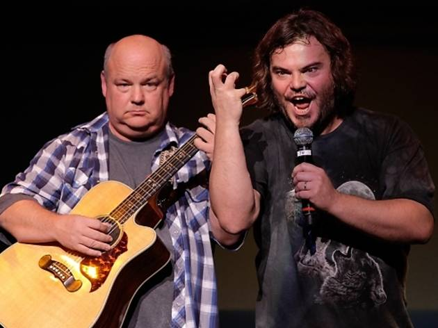 Festival Supreme Sneak Peek (featuring a conversation with Tenacious D)