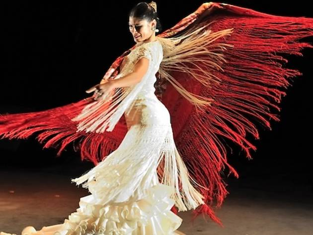 Forever Flamenco! at the Ford