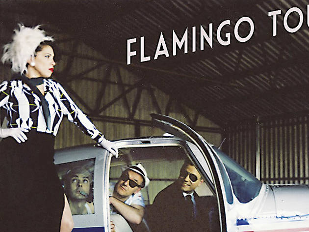 Stash R&R Club: Flamingo Tours + Mr. Lee + Mr. Tempo
