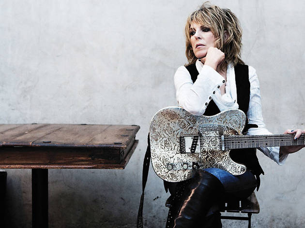 24th Guitar Festival BCN: Lucinda Williams & Doug Pettibone