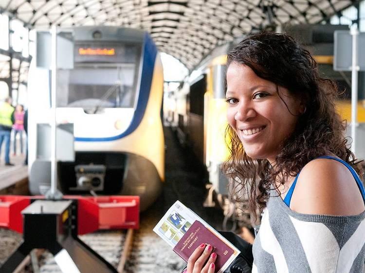 22 països en Interrail