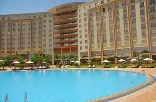 Movenpick hotel, Accra, Ghana