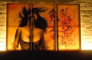 Firefly bar, Accra, Ghana