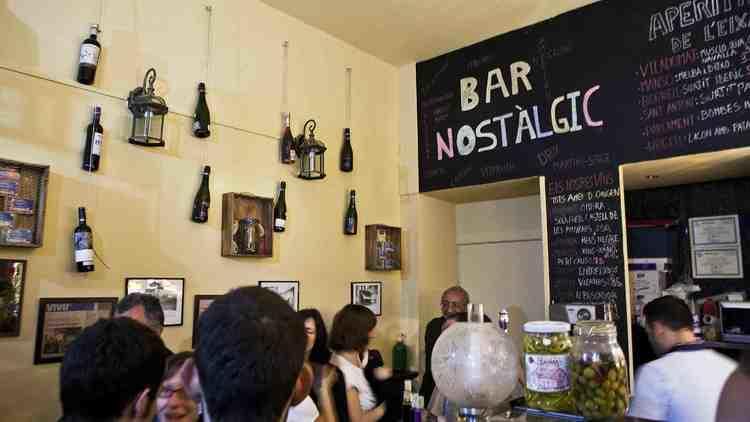 bar nostalgic