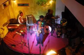 Highlife at +233 club, Accra, Ghana