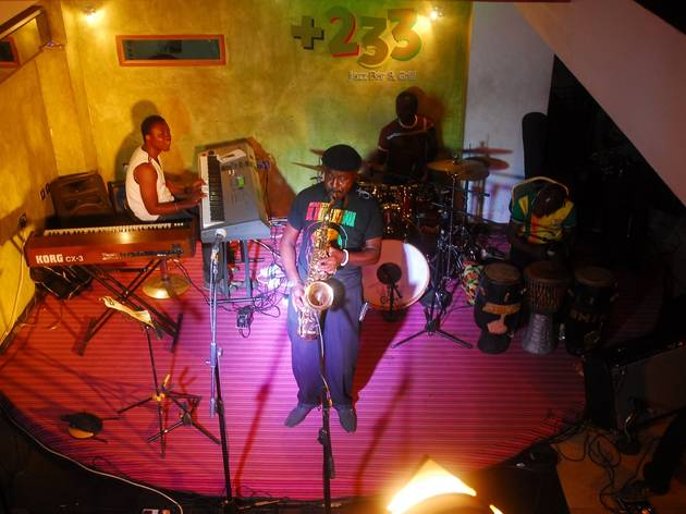 The best live music venues - Time Out Accra