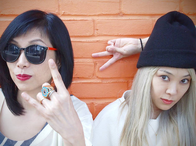 MELTDOWN: Cibo Matto