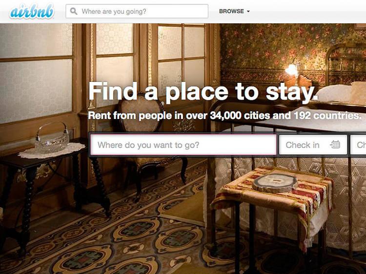 AIRBNB: lloga una habitació o l'apartament sencer