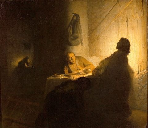 Rembrandt intime