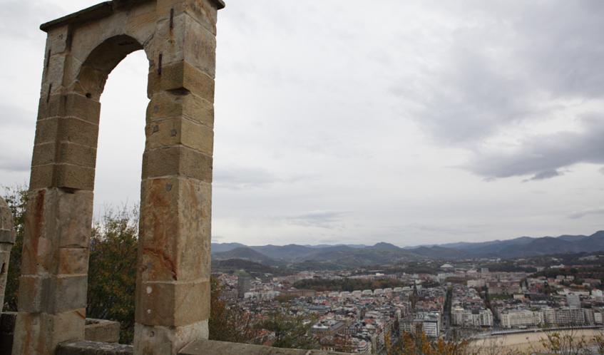 Monte Urgull (Donosti)
