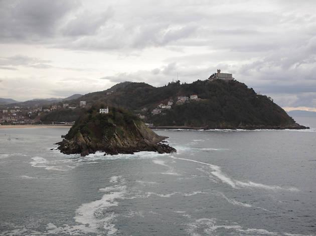 Monte Ulía (Donosti)
