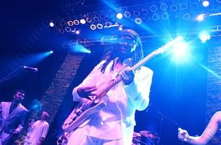 Nile Rodgers and Chic (© Burning 6)