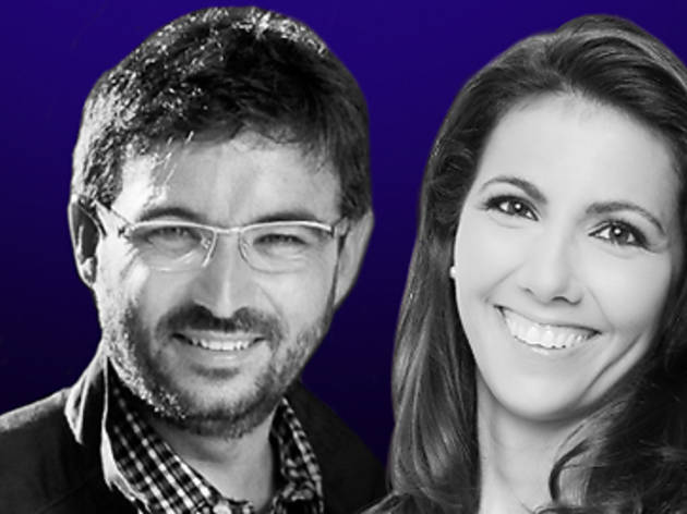 Instint: Ana Pastor & Jordi Évole