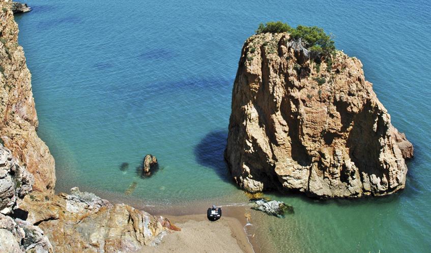 Les millors platges salvatges de la Costa Brava