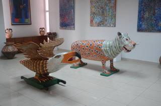 Animals, at Artists Alliance