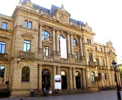 Centro Cultural Koldo Mitxelena