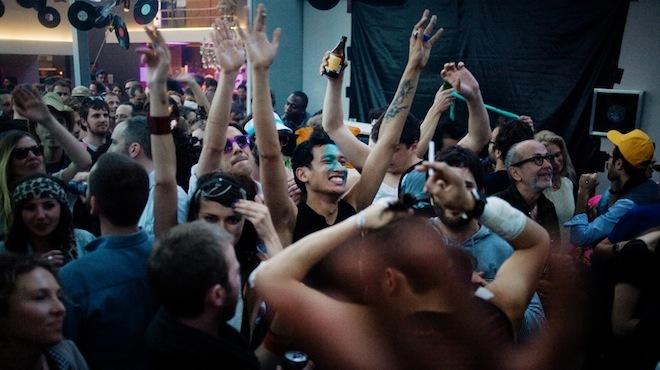 Clubbing • OTTO10 – La nuit ça commence à midi