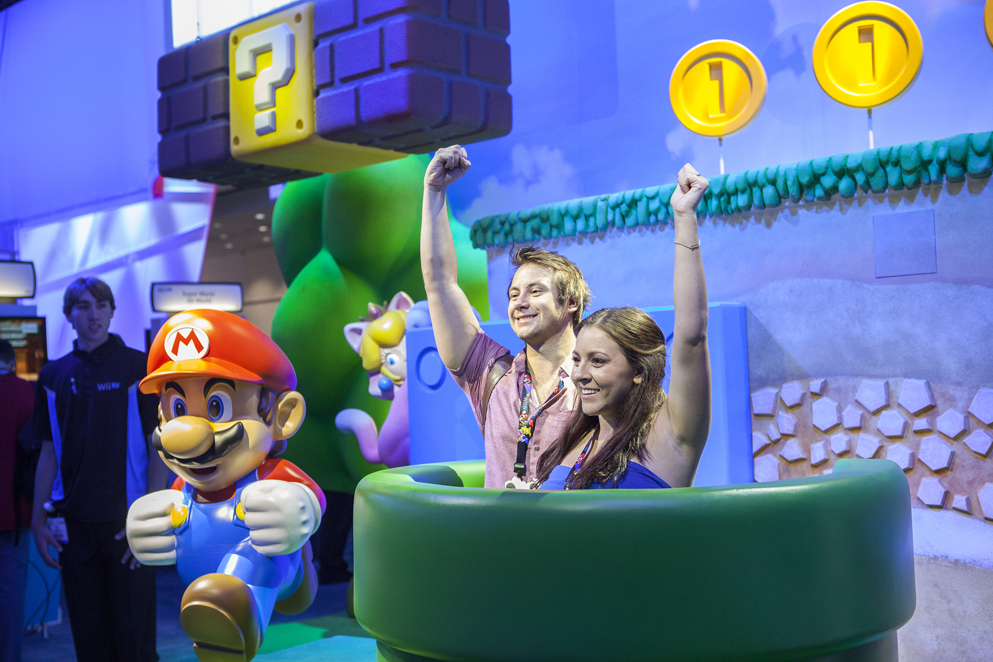 E3 is opening to the public for the first time