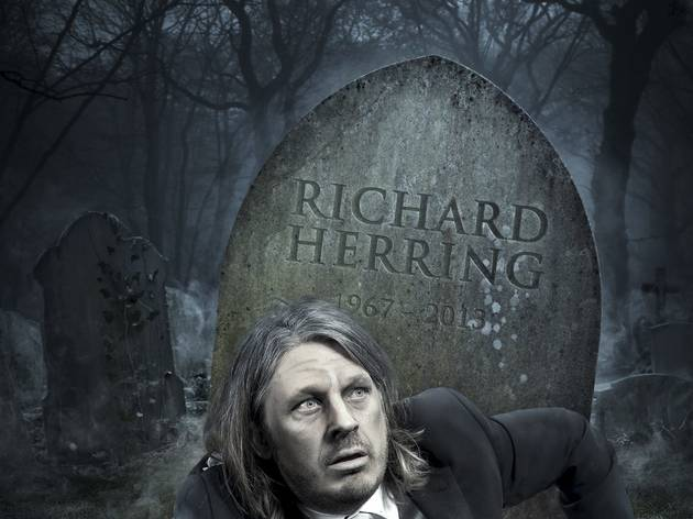 Richard Herring – We're All Going to Die!