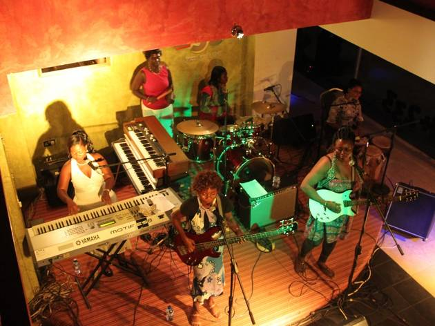 The best live venues in Accra