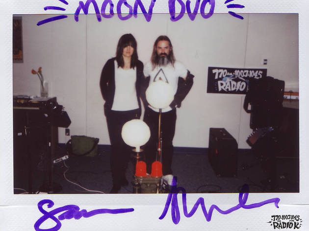 Vendredi • Moon Duo