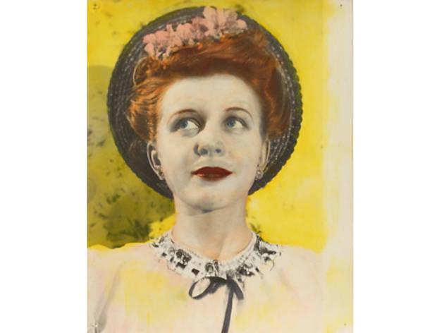 Eugene Von Bruenchenhein (Untitled (Bonnet) (1940s))
