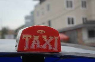 Accra taxi - transport information