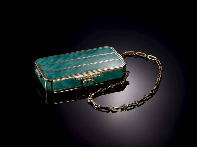 Ultra Vanities: Bejewelled Make-up Boxes from the Age of Glamour
