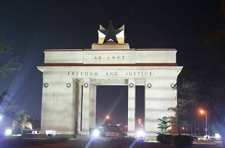 Independence Square, Black Star Square Accra, Ghana