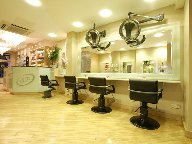 Health and beauty, Beauty salons