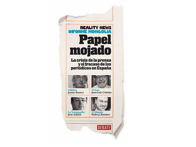 Mongolia papel mojado