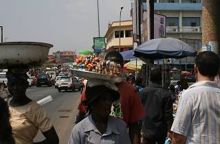 Makola Market, Jamestown, Accra, Ghana