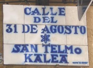 Calle 31 de Agosto