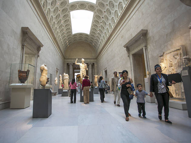 The best free museum shows and exhibitions in NYC