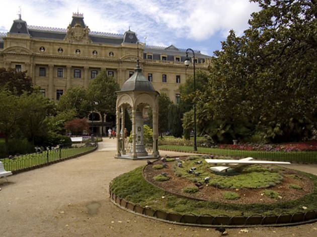 Plaza Guipuzkoa