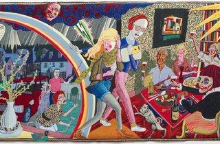 'Expulsion from Number 8…' (by Grayson Perry)