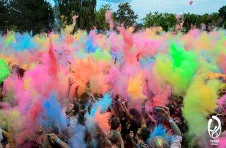 Holi Festival of Colour - SOLD OUT