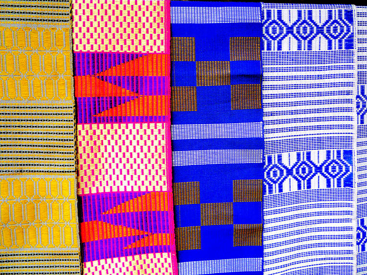 A buyer's guide to Kente cloth