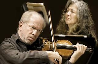 Gidon Kremer + Martha Argerich