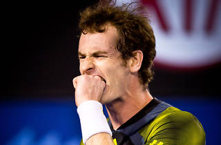 Andy Murray: the Man Behind the Racquet