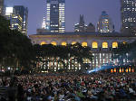 Movies in the park: HBO–Bryant Park Summer Film Festival