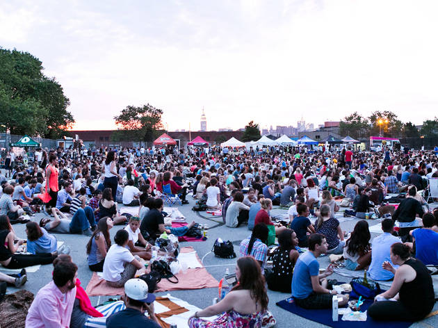 Movies in the park: SummerScreen