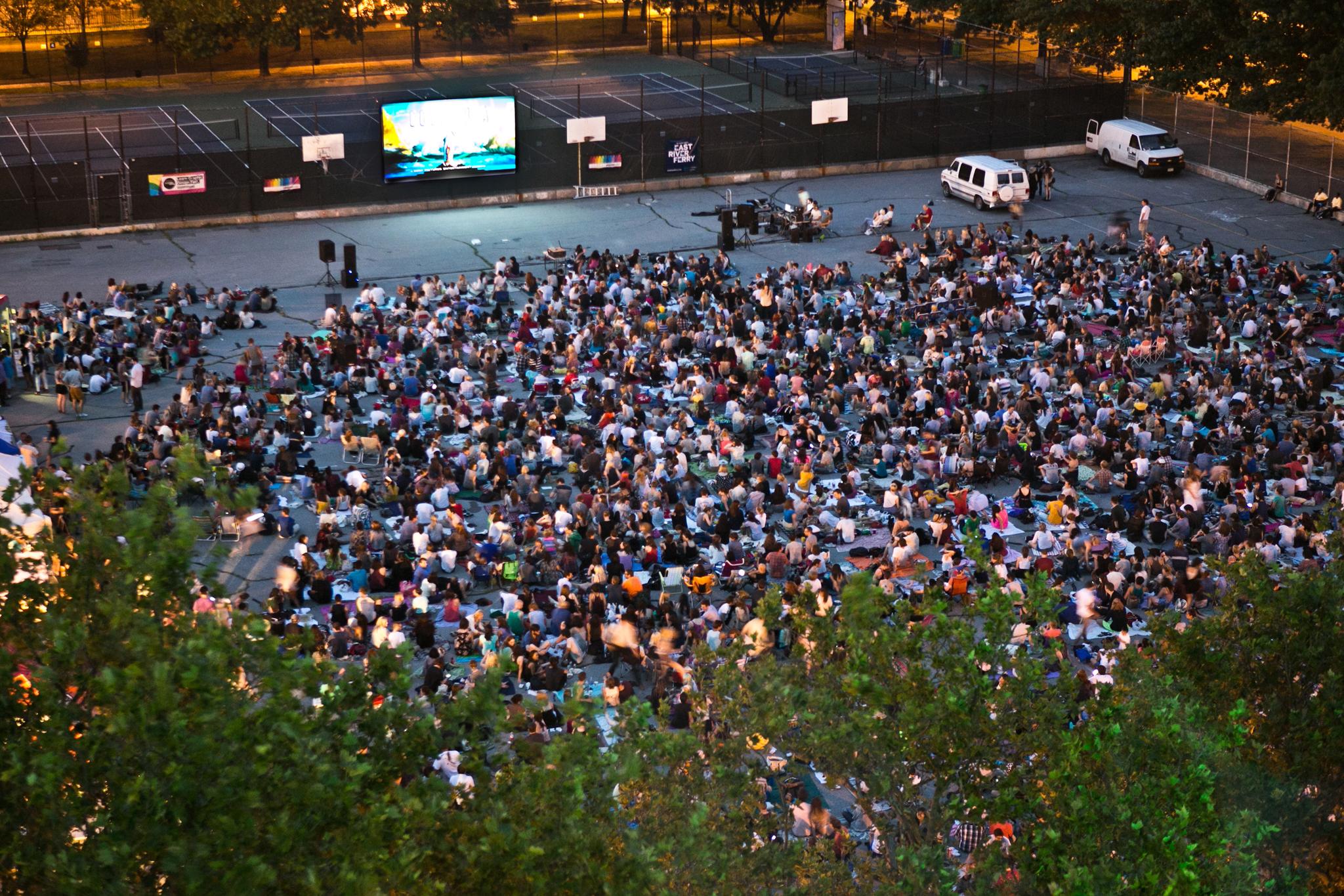 SummerScreen releases lineup for outdoor movies in McCarren Park
