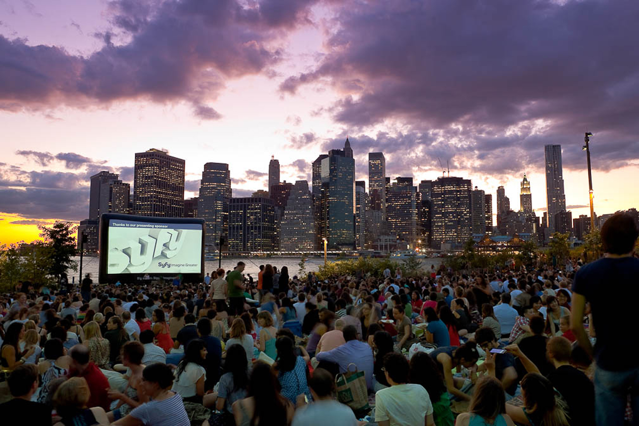 Free Things To Do in NYC This Summer faviana free outdoor movies
