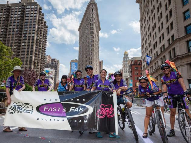 NYC Pride Ride