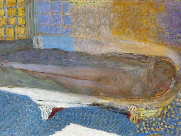 Pierre Bonnard : Nu dans le bain