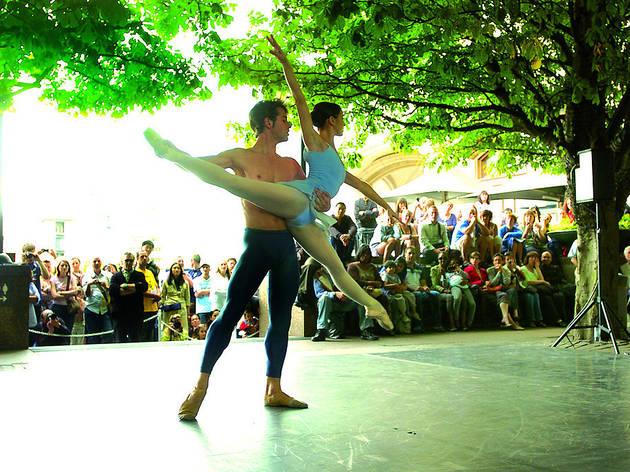 Greenwich and Docklands International Festival 2013: Dancing City