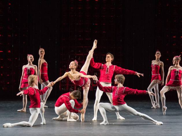 Bolshoi Ballet: Jewels