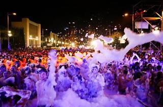 Pride 13: Fiesta de la espuma